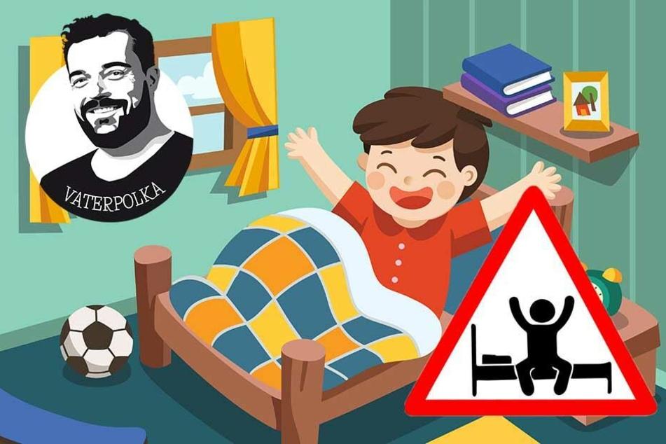 Good Morning Kinder-Alarm: Frühstück und andere Turbulenzen