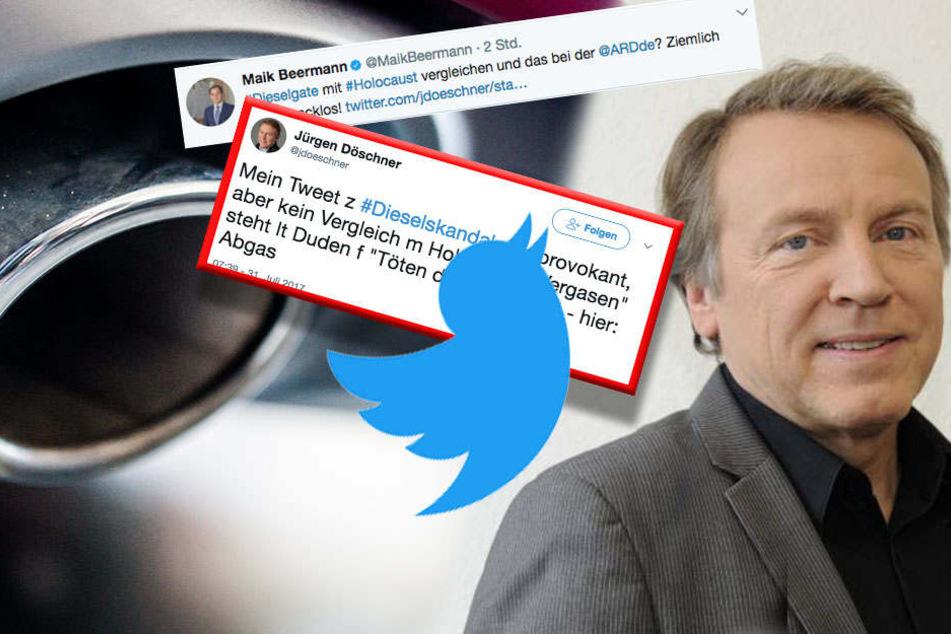 Holocaust-Vergleich? ARD-Journalist entgleist im Netz und erntet heftige Kritik