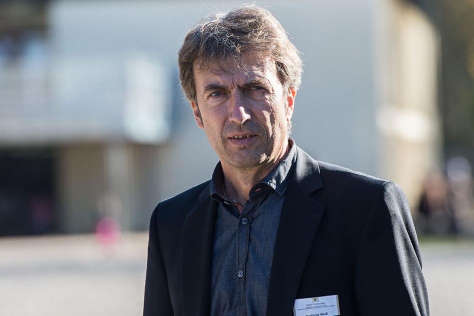 Darf Berthold Weiß (Foto) mit über die Lea-Zukunft bestimmen?