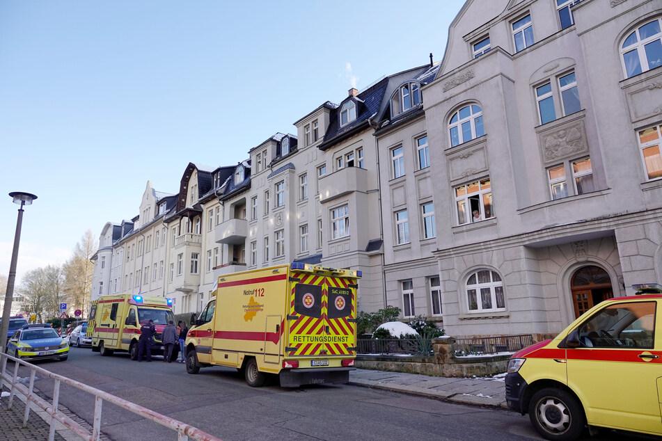 Chemnitz: Nach Messerdrama und Not-OP in Chemnitz: So geht es dem Opfer