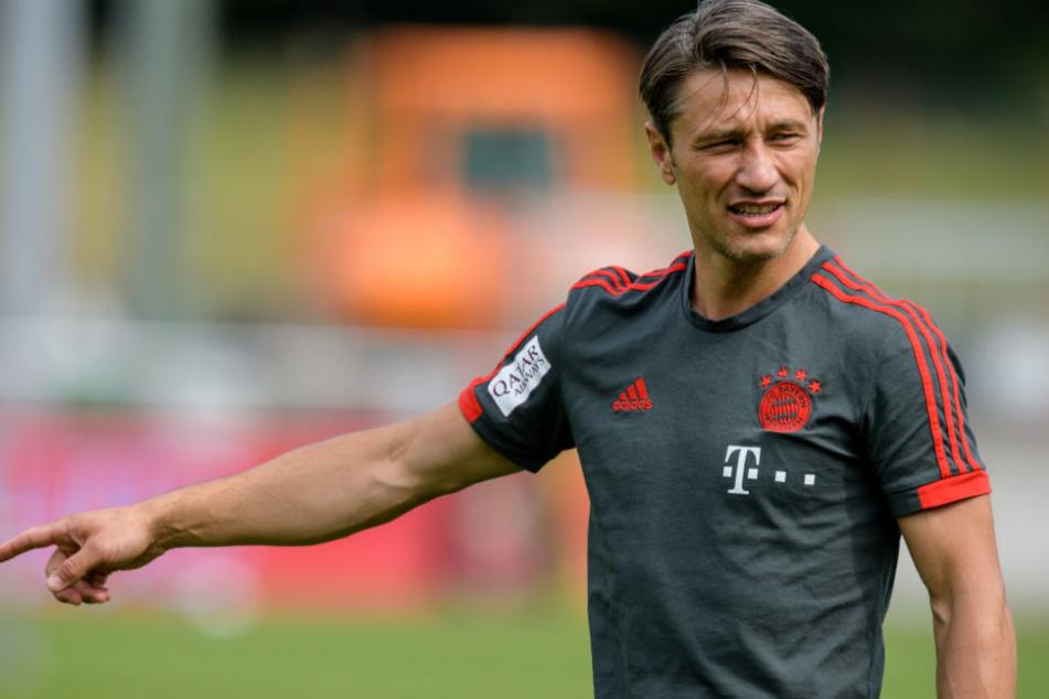 Niko Kovac will mit dem FC Bayern München erfolgreich auf Titeljagd gehen.