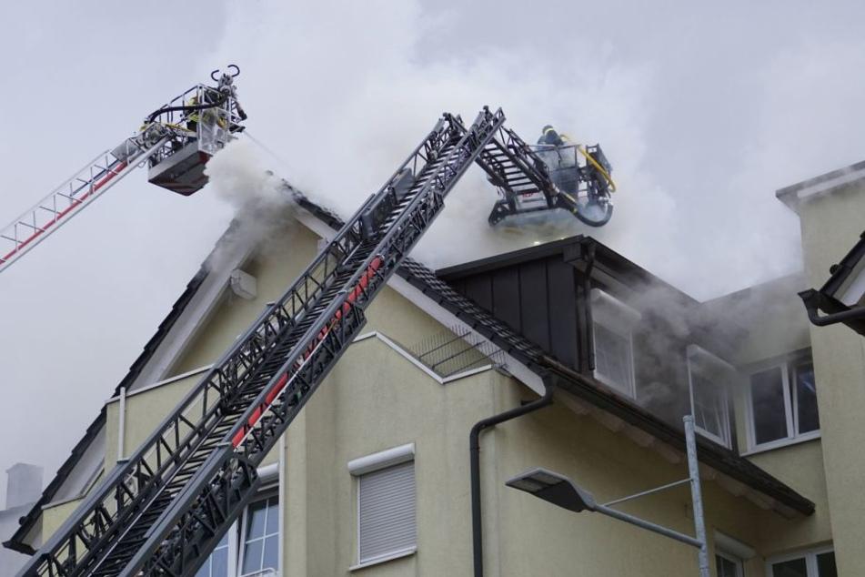 Bei dem Brand entstand ein Sachschaden von 200.000 Euro.