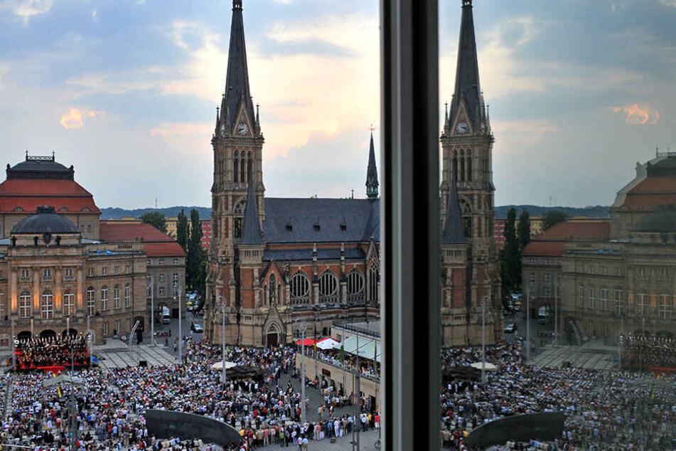 Chemnitz hätte das Potenzial für die Kulturhauptstadt 2025.