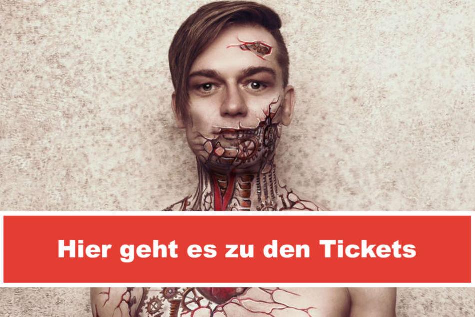 Tickets gibt es ab 27,80 Euro.