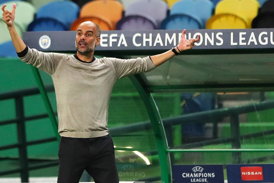 Pep Guardiola (49) hat sich im Champions-League-Viertelfinale vercoacht.