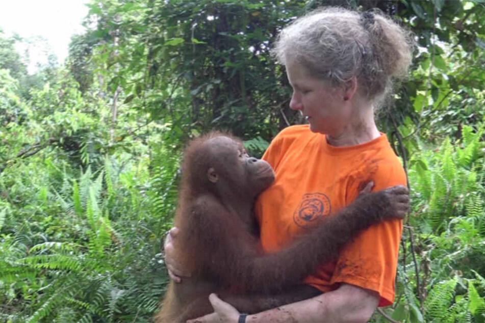Die Leipzigerin Julia Cissewski sah die Regenwaldzerstörung vor Ort und entschloss sich, zu helfen.
