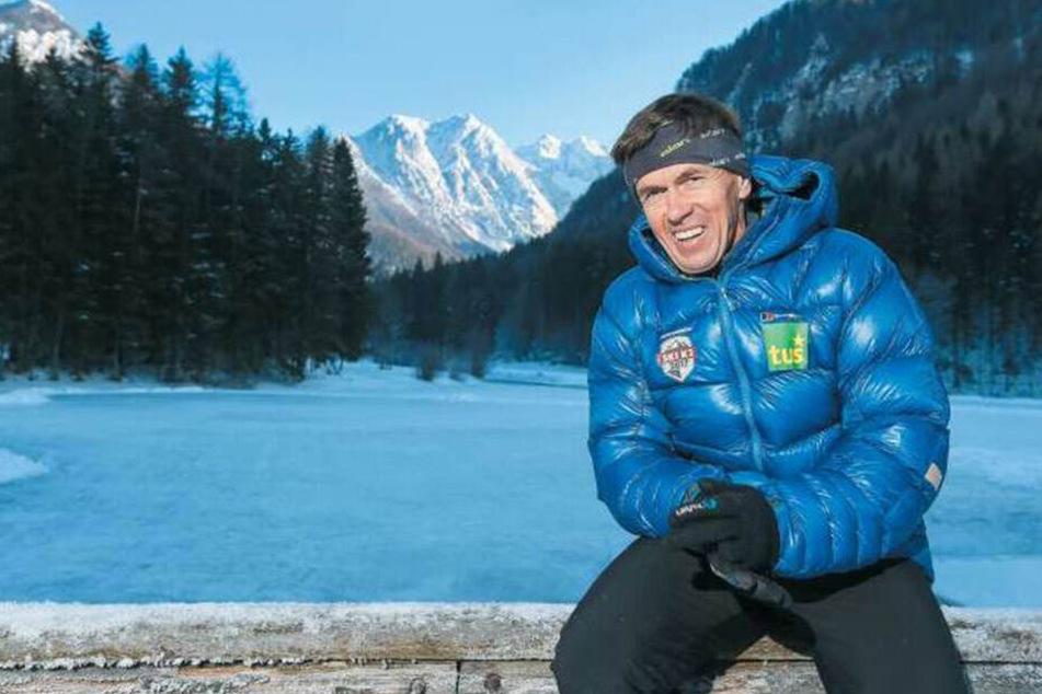 Der slowenische Extremsportler Davo Karnicar verstarb im Alter von 56 Jahren.