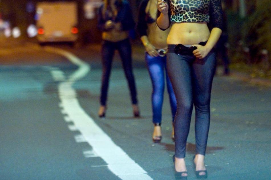 Eine Prostituierte wurde auf dem Berliner Straßenstrich brutal vergewaltigt. (Symbolbild)