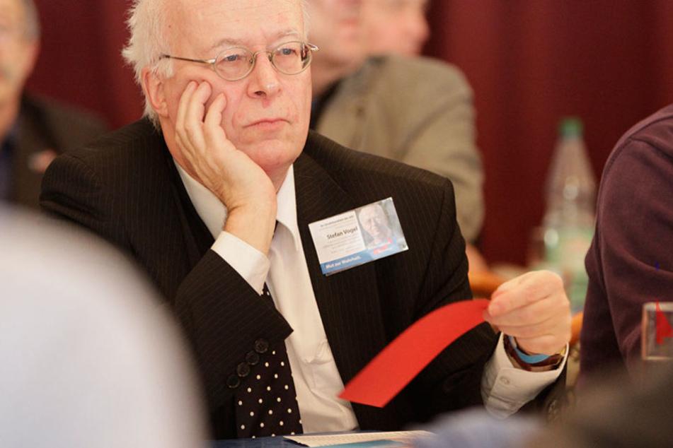 Stefan Vogel (59, AfD) hat seine Kandidatur für die Bundestagswahl hingeschmissen.