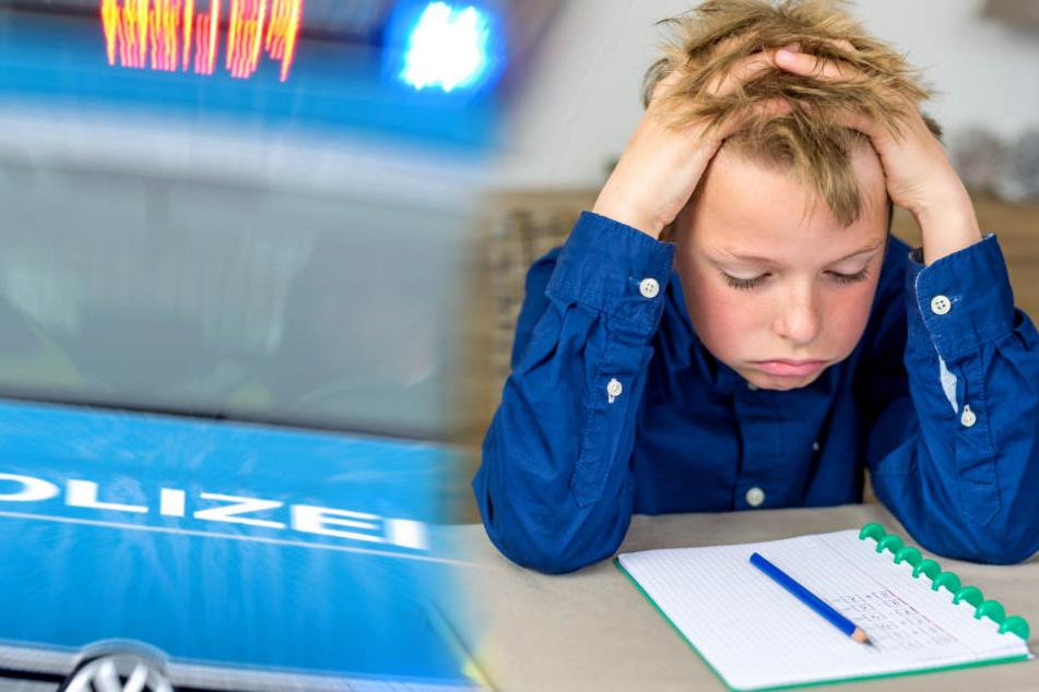 Bühl: Verzweifelter 10-Jähriger wimmert ins Telefon - Polizei soll bei Hausaufgaben helfen