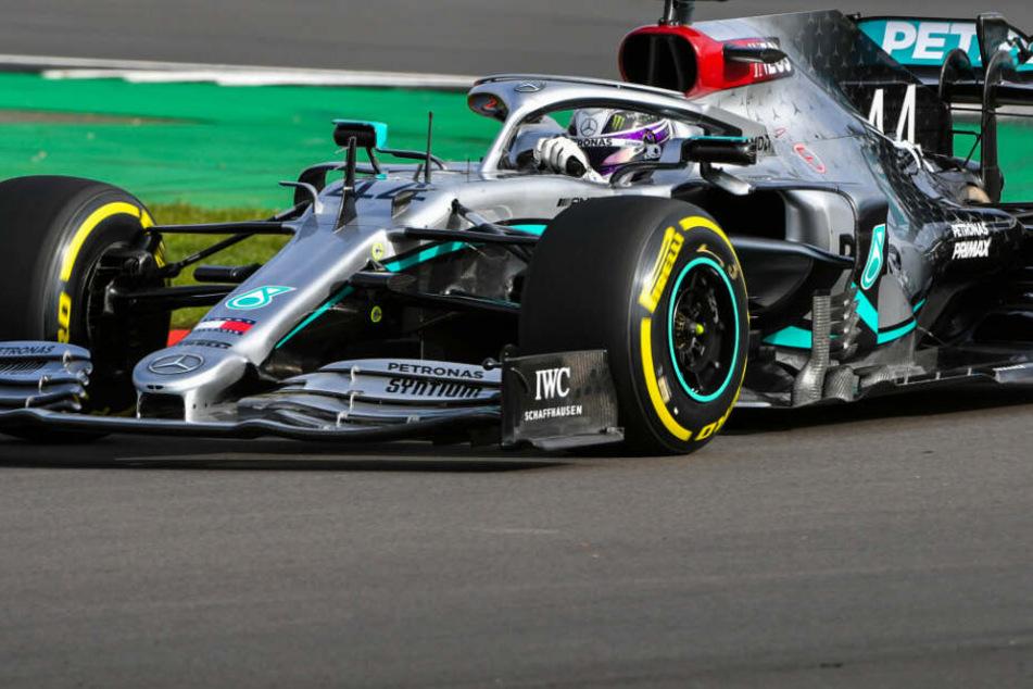 Der neue Formel 1-Renner von Mercedes ist da! Holt er den siebten Titel in Folge?
