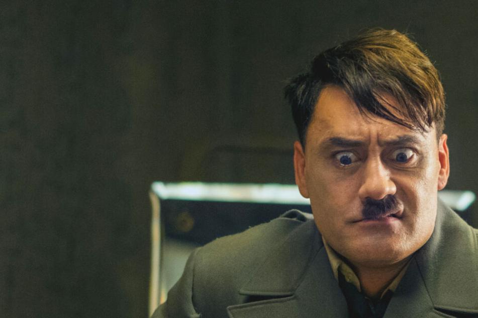 """""""Jojo Rabbit"""": Komplett abgedrehte Adolf-Hitler-Satire sorgt für Zündstoff!"""