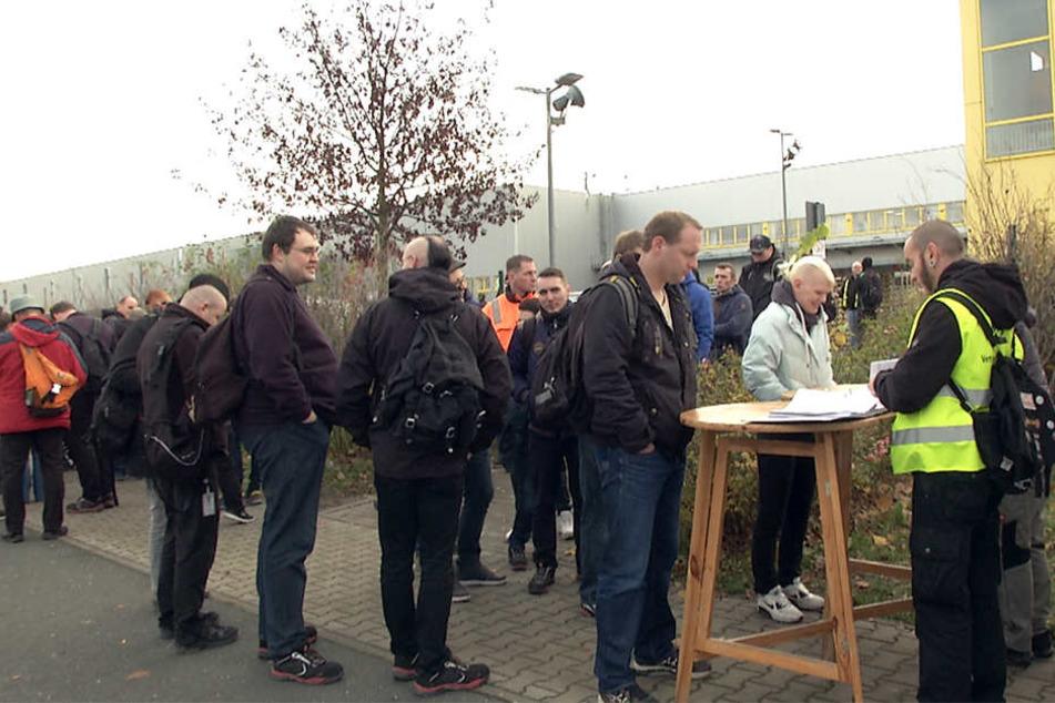 Die Gewerkschaft ver.di hat die Amazon-Mitarbeiter in Leipzig am Donnerstag zum Streik aufgerufen.