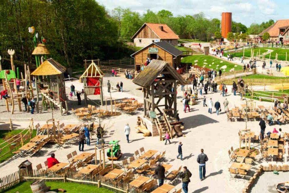 Läuft alles nach Plan, könnte das Erlebnisdorf 2022 an Dresdner Stadtrand öffnen.
