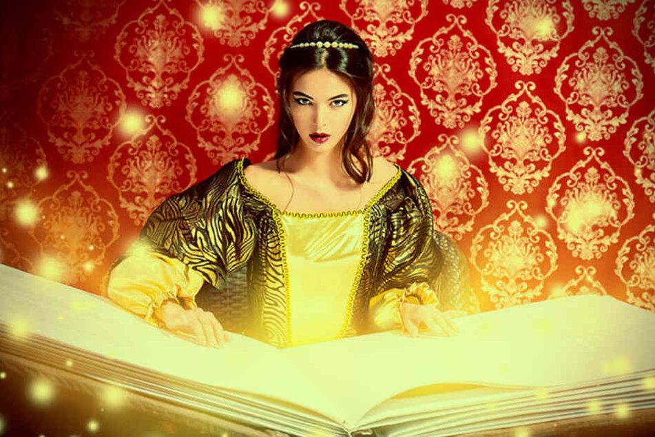 Faszinierend, begehrenswert: Nymphen spielen in den historischen Zauberhandschriften eine gewichtige Rolle.