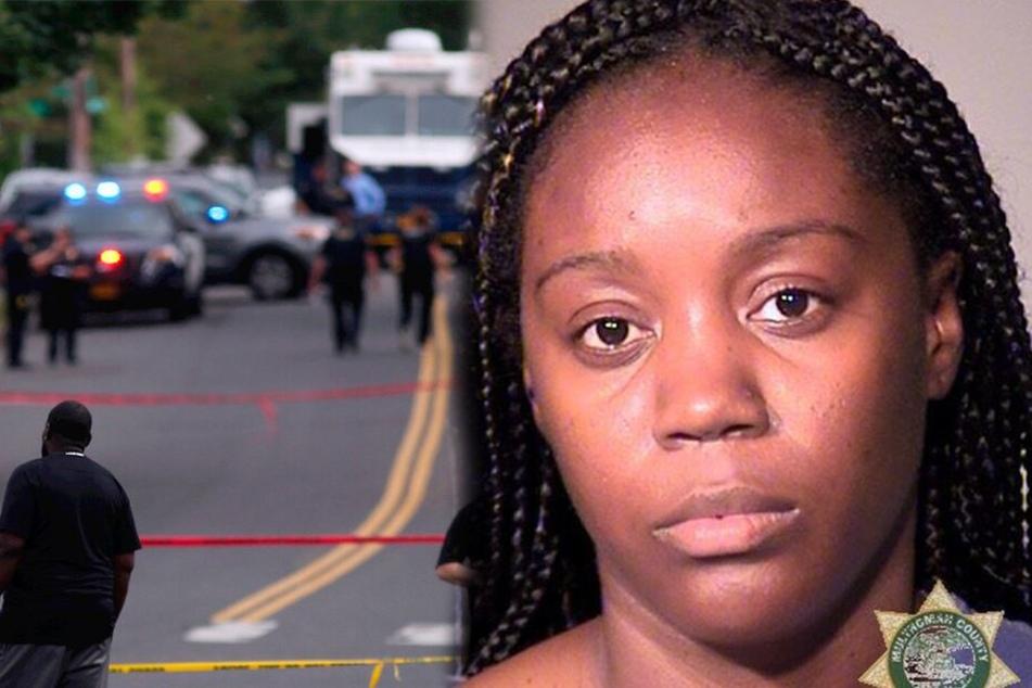Familiendrama: Frau schießt um sich und trifft ihren Bruder