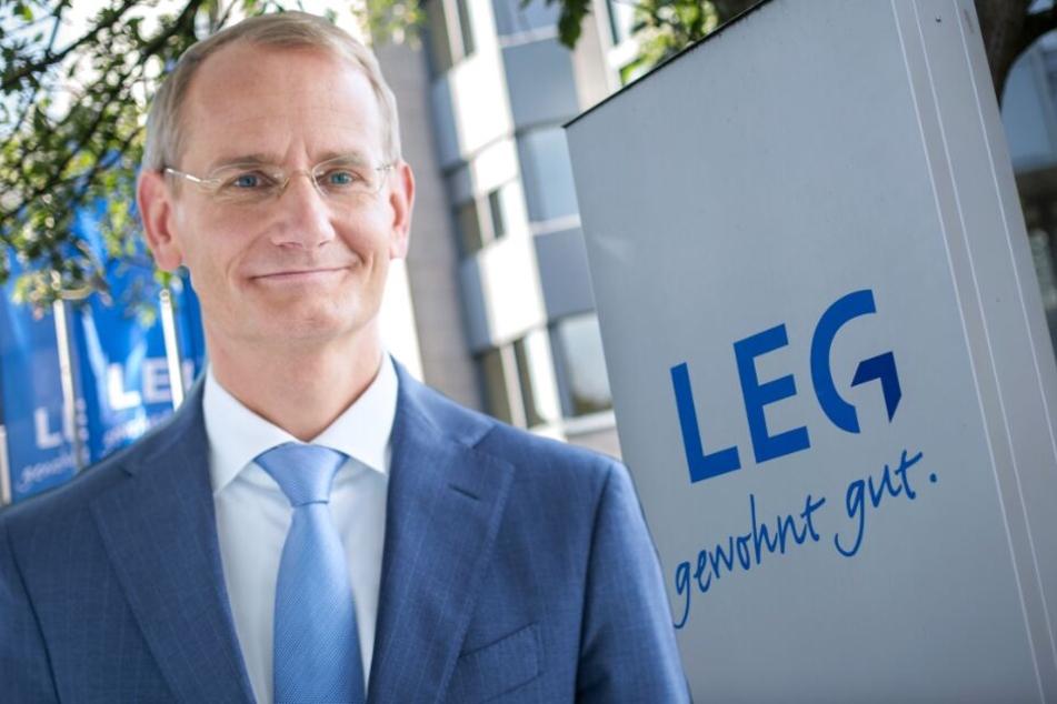 LEG will 500 neue Wohnungen in Köln bauen