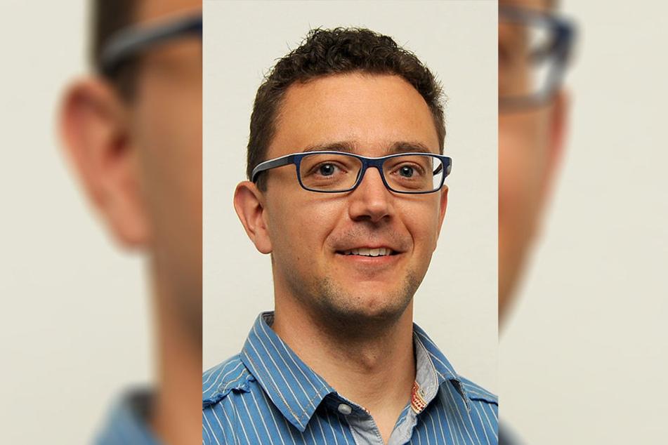 Apotheker Christian Donner erhielt eine Belehrung vom Amt, was ein Apotheker darf und was nicht.