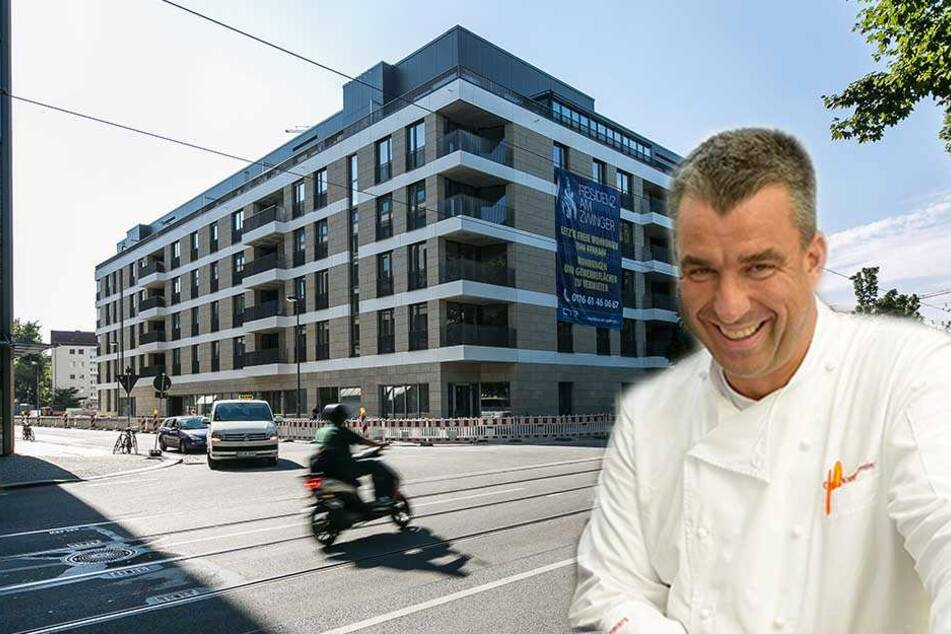 Am Zwinger eröffnet Dresdens edelstes Restaurant