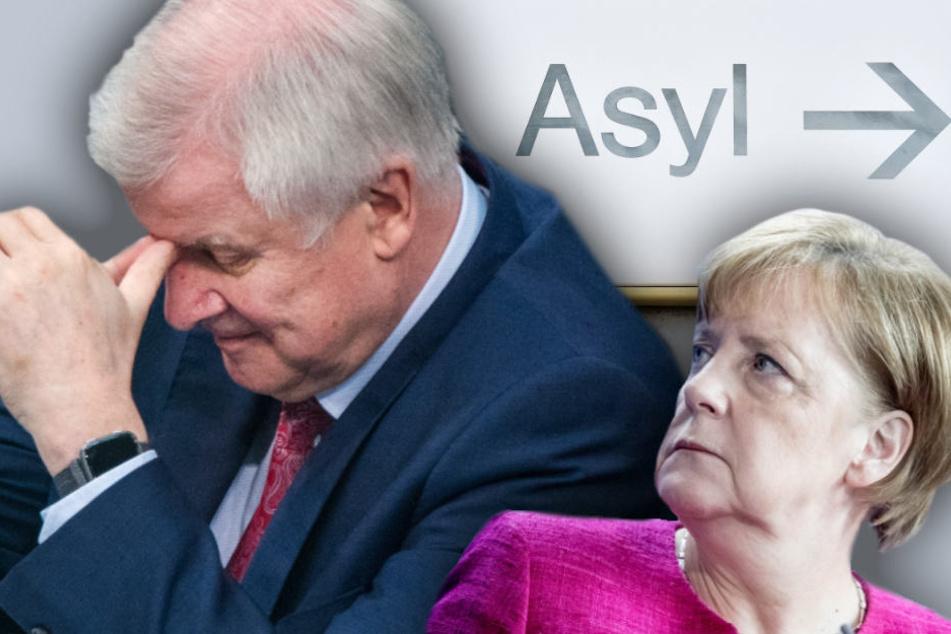 """Innenminister Seehofer beschwichtigt: """"Niemand in der CSU will Kanzlerin stürzen"""""""