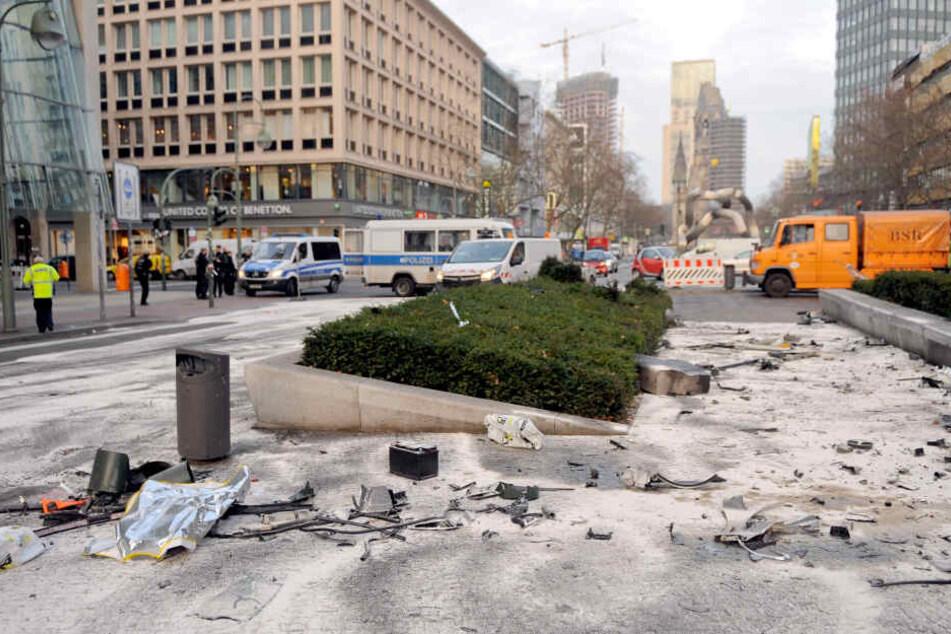 Im Februar 2016 wurde ein 69 Jahre alter Autofahrer auf dem Kurfürstendamm getötet (Archivbild).