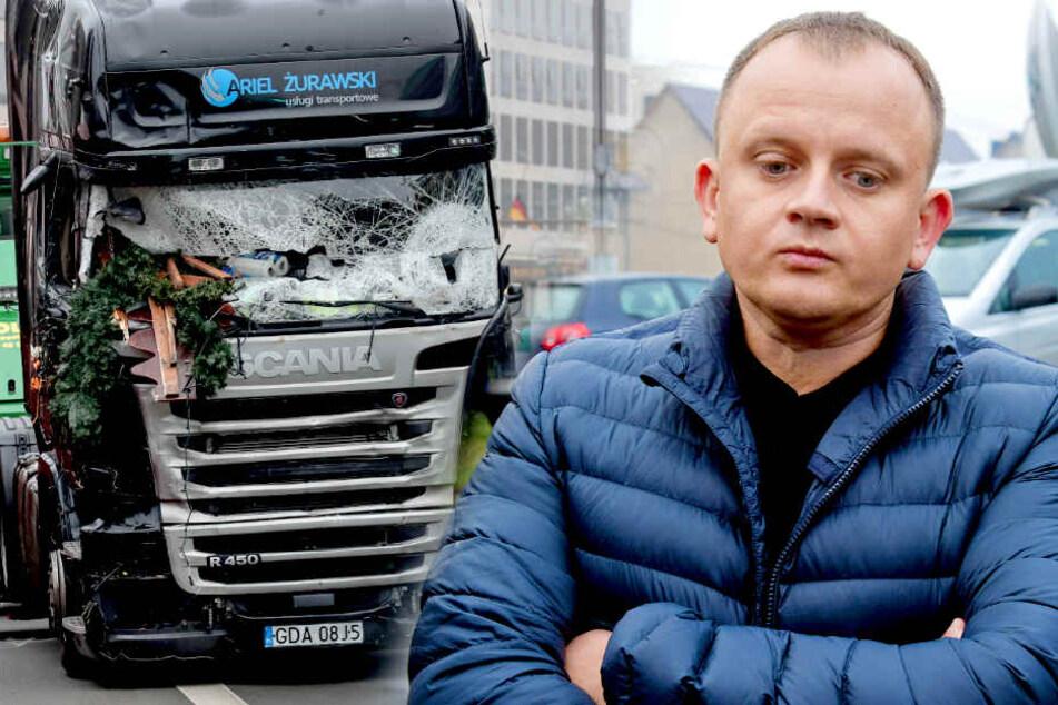 90.000 Euro! Besitzer des Terror-Lkws von Berlin auf Schaden sitzen gelassen