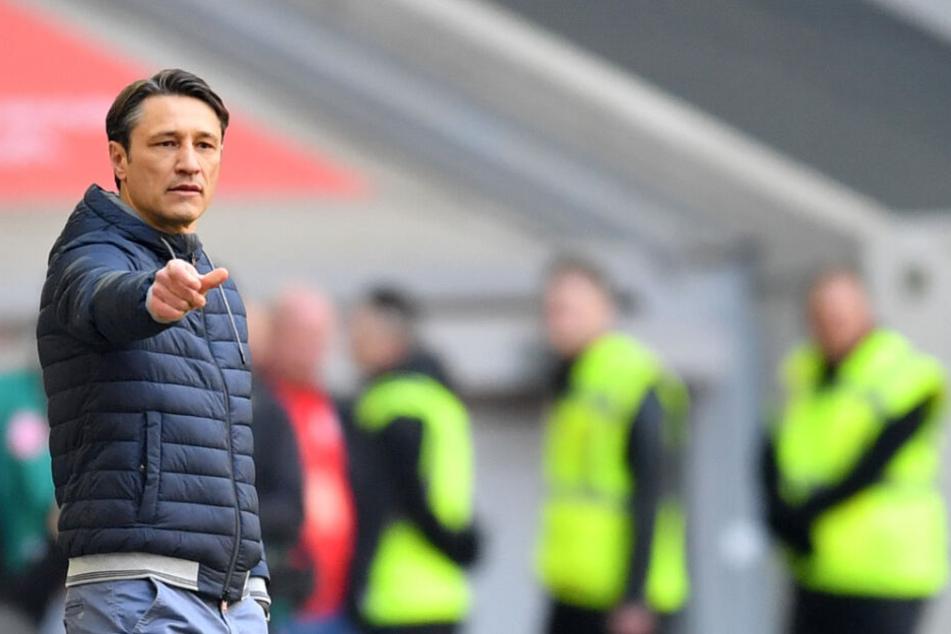 Niko Kovac hat einen Vertrag bis 2021 beim FC Bayern München.