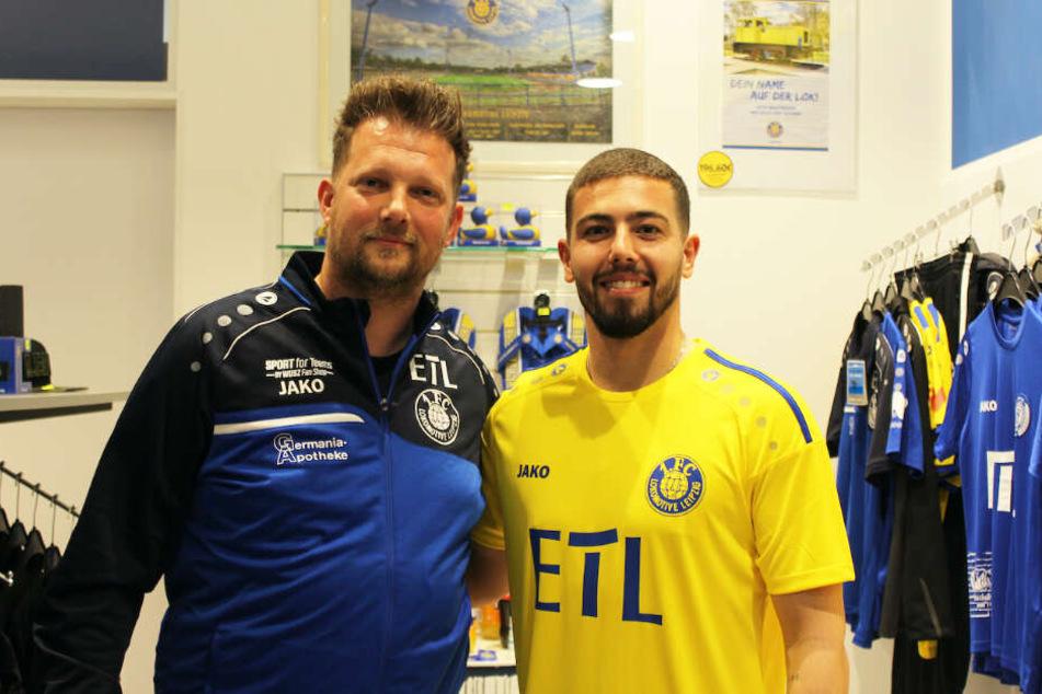 Aykut Soyak (24) unterschrieb einen Vertrag bis zum 30. Juni 2020 bei den Blau-Gelben.