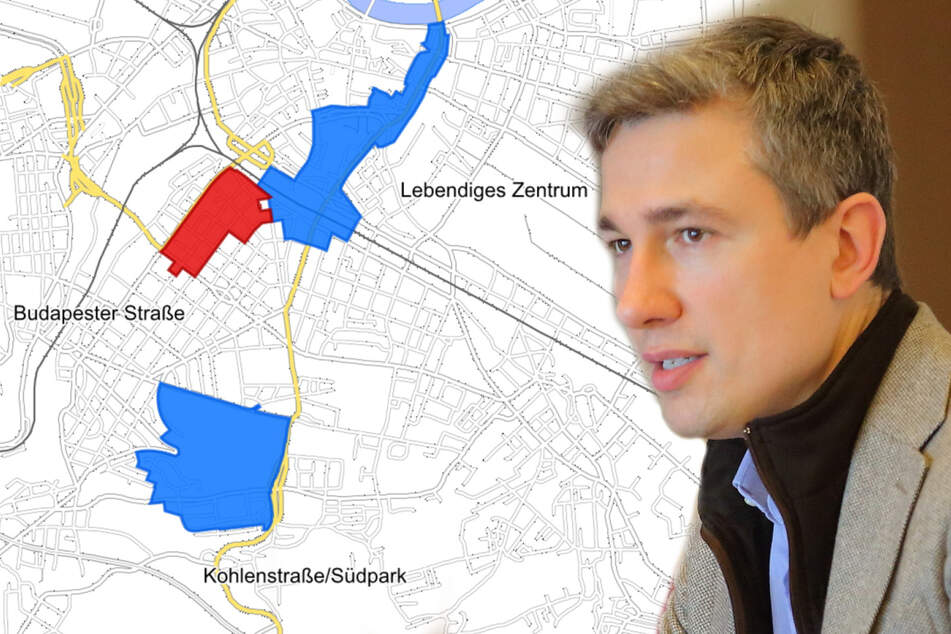 In diese Dresdner Stadtviertel fließen in den nächsten Jahren Millionen