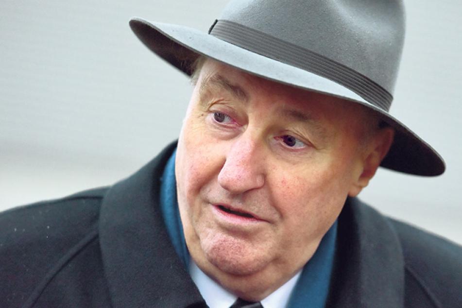 Vermieter Claus Kellnberger (75) greift jetzt hart gegen Falschparker durch.