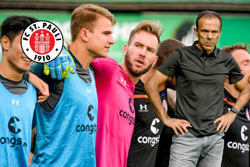 Diese Baustellen muss der FC St. Pauli dringend schließen!