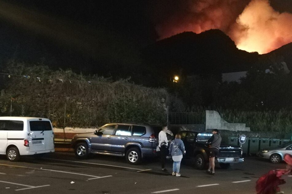 Schwere Waldbrände! Mehrere Orte evakuiert