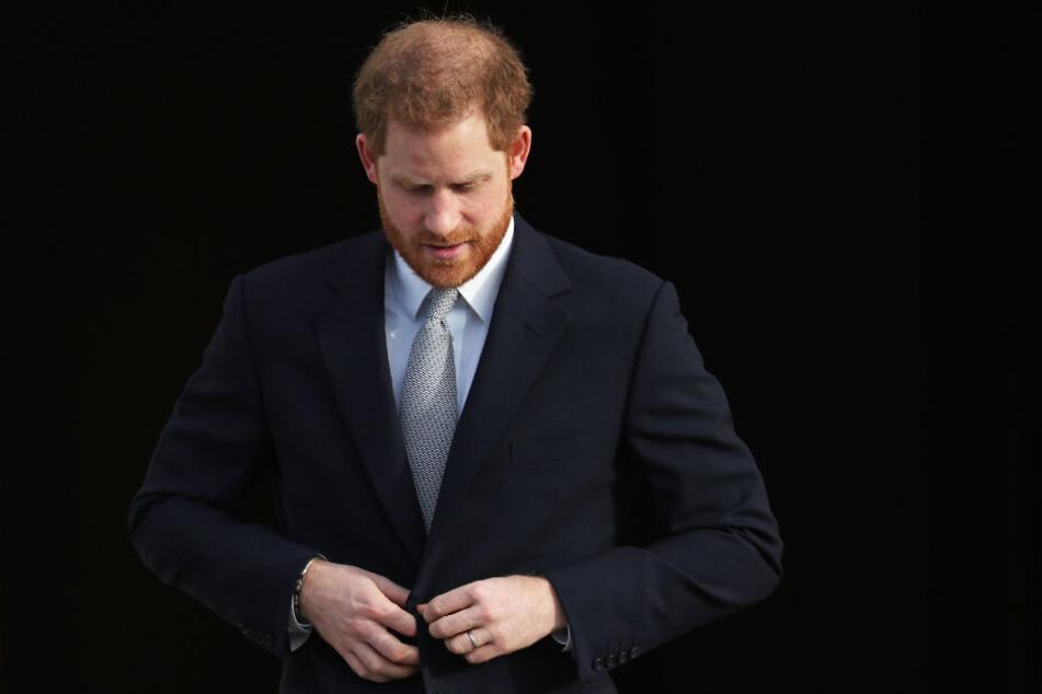 Harry bereut das viel zu kurze Telefonat, das er mit seiner Mutter kurz vor ihrem Tod führte.