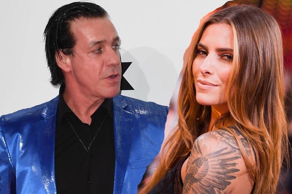 Sophia Thomalla hat sich noch nicht zu der neuen Frau geäußert.
