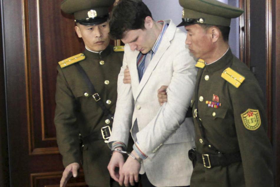 Nordkorea: Freigelassener US-Student Otto Warmbier gestorben