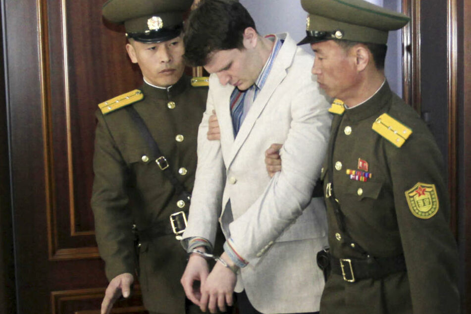 Nach Nordkorea-Knast: US-Student Otto Warmbier (†22) ist tot