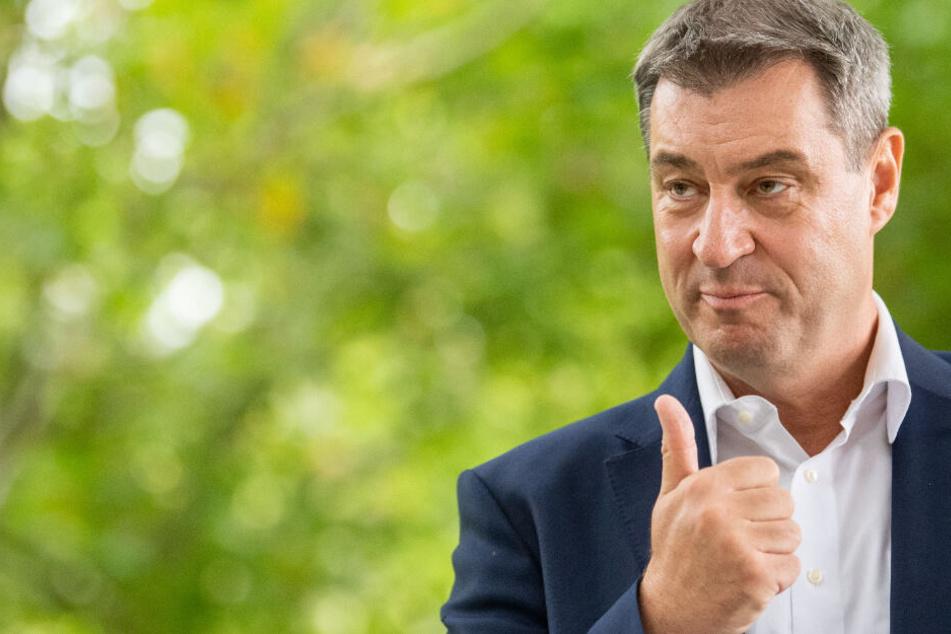 Maut-Debatte mit Österreich: EU-Regelung von Markus Söder gefordert