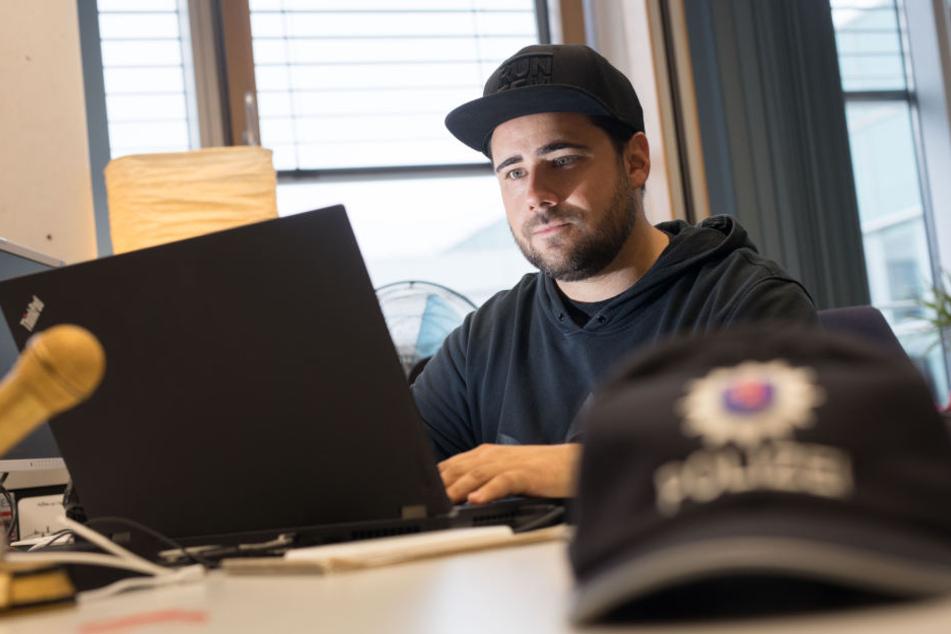 Die deutsche Polizei hat in Sachen Social Media wohl Nachholbedarf.