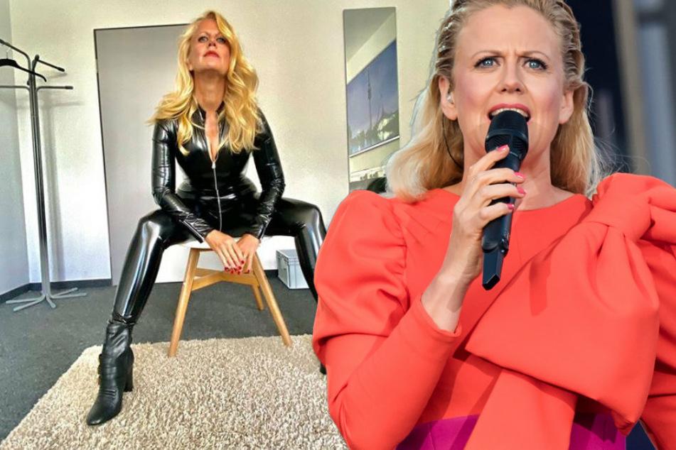 Sie kann sexy und brav: Barbara Schöneberger (46) ist facettenreich. (Bildmontage)