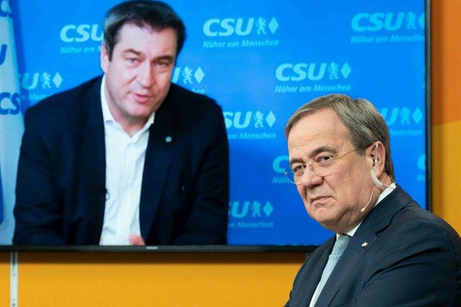 Entscheidung zur K-Frage: Markus Söder lehnt Einladung zu CDU-Sitzung ab
