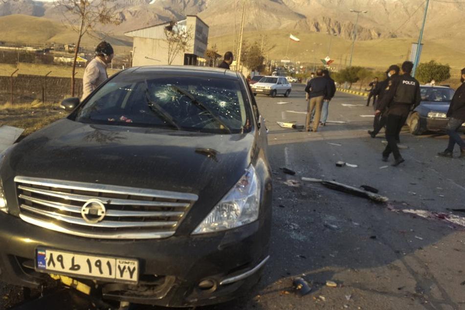 Prominenter iranischer Atomphysiker bei Anschlag ermordet