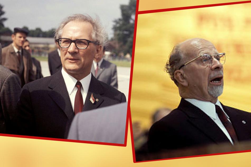 Leipzig: Vor 50 Jahren auf Geheiß Moskaus: So sang- und klanglos wurde Walter Ulbricht entmachtet