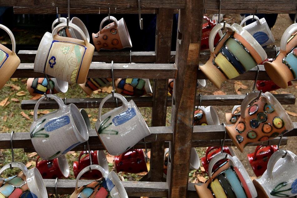 Die Kunsthandwerker wird's freuen: Auch die Märkte dürfen in Sachsen wieder öffnen.