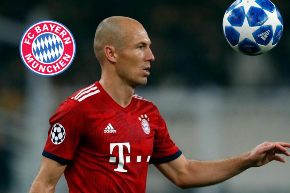 FC Bayern ohne Robben nach Amsterdam, aber mit klarem Ziel vor Augen