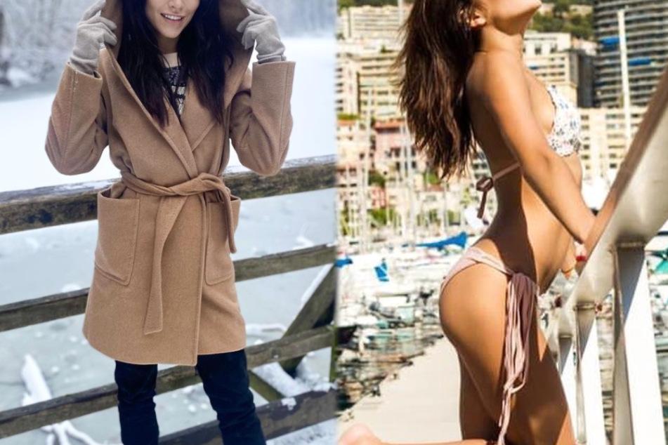 Model postet heißes Bikini-Bild auf Instagram und hat Corona-Blues