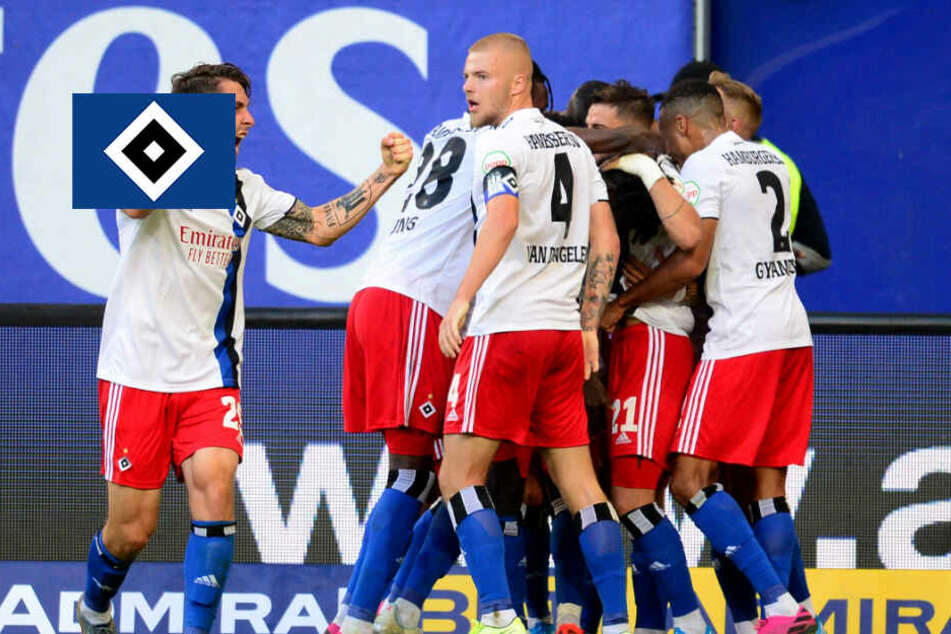 Tabellenführer! Hinterseer schießt HSV gegen Ex-Club zum Sieg