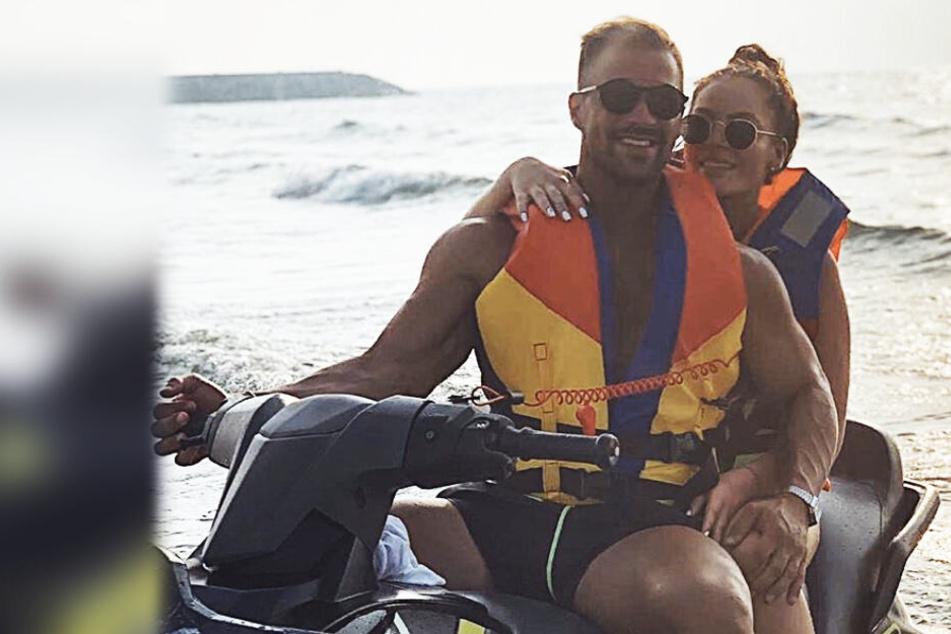 """""""Ekelhaft!"""" Janine Pink und Tobi Wegener turteln in Dubai, doch es gibt Kritik"""