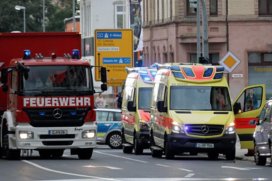 Bei Feuerwehr und Rettungskräften ging der Alarm gegen 18.00 Uhr ein.
