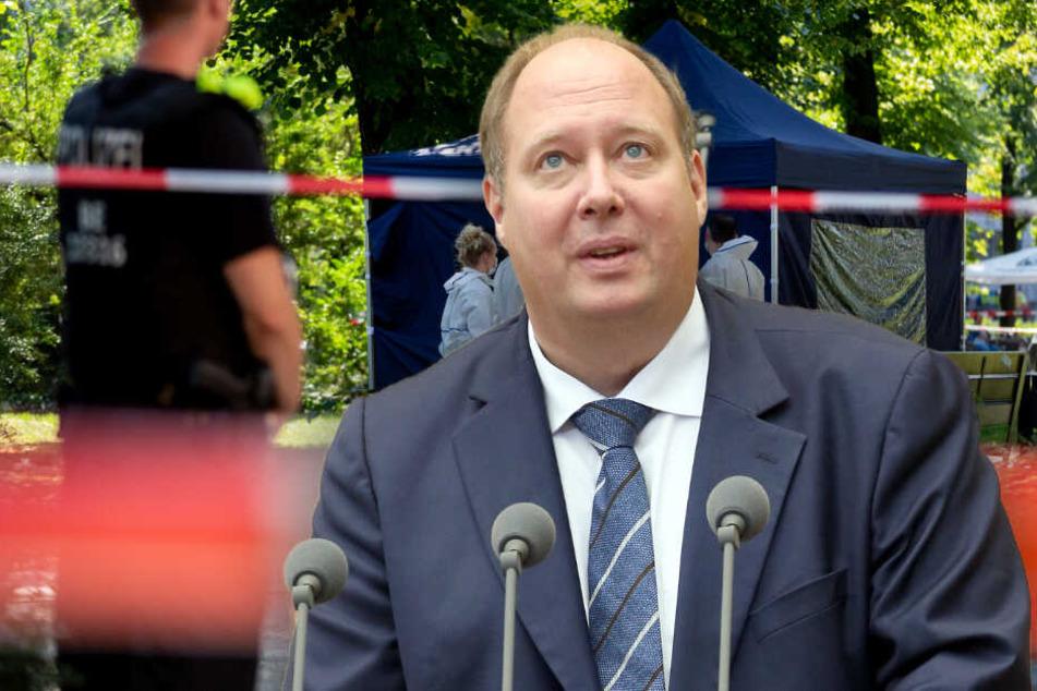 Nach Mord an Georgier im Berliner Tiergarten: Kanzleramtschef Braun appelliert an Moskau