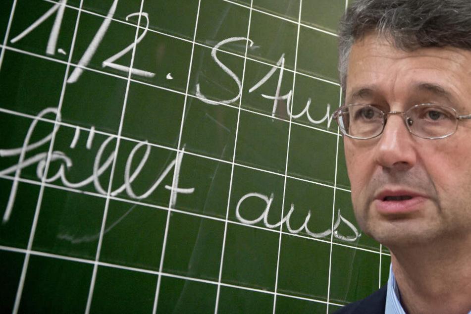 Lehrerverband schlägt Alarm: Verbaut der Kultusminister die Chancen der Schüler?